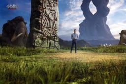 《奥丁:神叛》用AR和XR技术展示游戏背景和角色